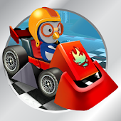 Penguin Kart Racing