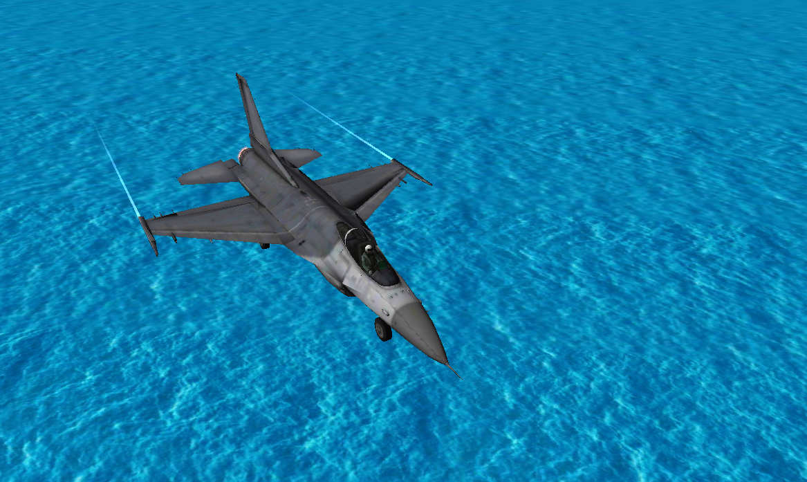 Fly Airplane F18 Fighters 3D- screenshot