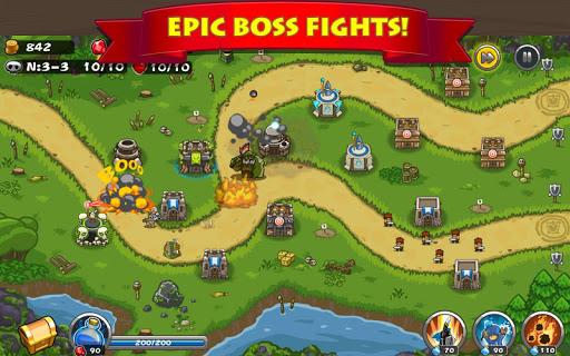 Horde Defense 1.6.0 screenshots 4