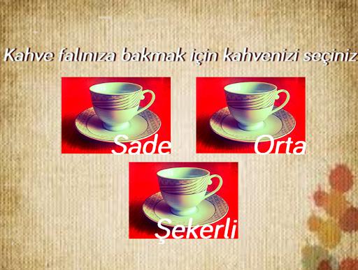 Kahve Falı - Fal