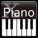 xPiano+ logo