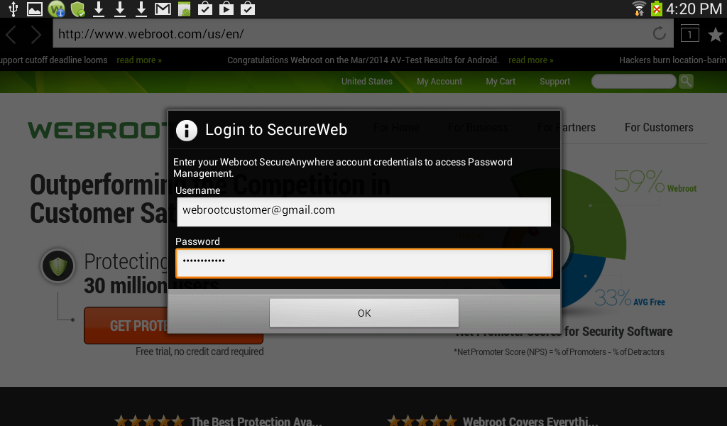 Security - Complete- screenshot