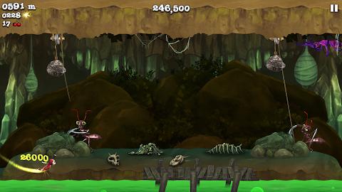 Firefly Runner Screenshot 4