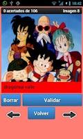 Screenshot of iAdivina Dibujos