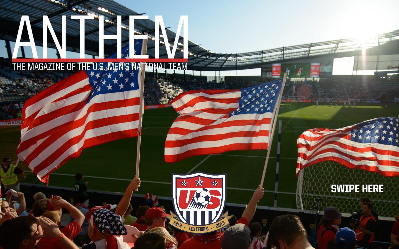 U.S. Soccer - screenshot