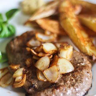 Healthy Steak Frites