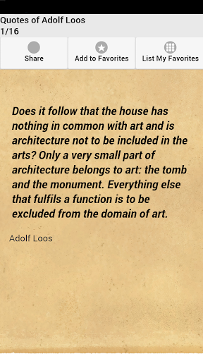 Quotes of Adolf Loos