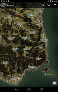 iZurvive - Map for DayZ- screenshot thumbnail