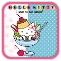 Hello Kitty SweetPudding Theme