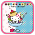 Hello Kitty SweetPudding Theme icon