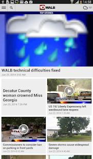 WALB News 10 Screenshot 10