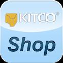 Buy Silver Gold from Kitco logo