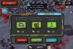 Screenshot of Canavar Avı: Kaos