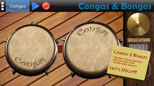 Congas & Bongos|玩音樂App免費|玩APPs