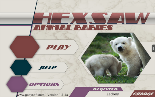 HexSaw - Animal Babies- screenshot thumbnail
