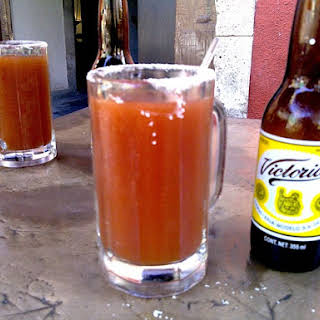 Michelada Cocktail.