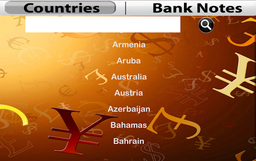 dBanknotes and Exchange Rates