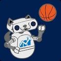 Nevada Football & Basketball logo