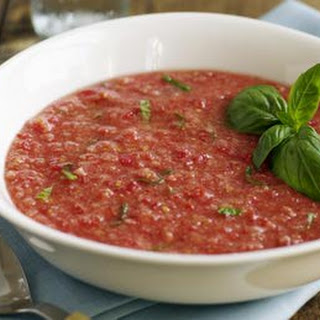 Gazpacho Andaluz Recipe - Andalusian Cold Tomato Soup