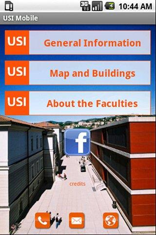 USI Mobile - screenshot