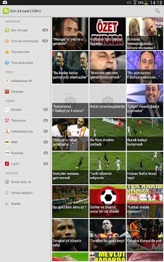 【免費新聞App】Galatasaray Latest News-APP點子