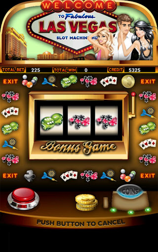Las Vegas Slot Machine HD Screen Capture 3