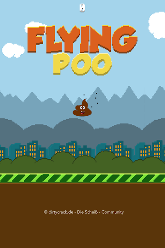 Flying Poo