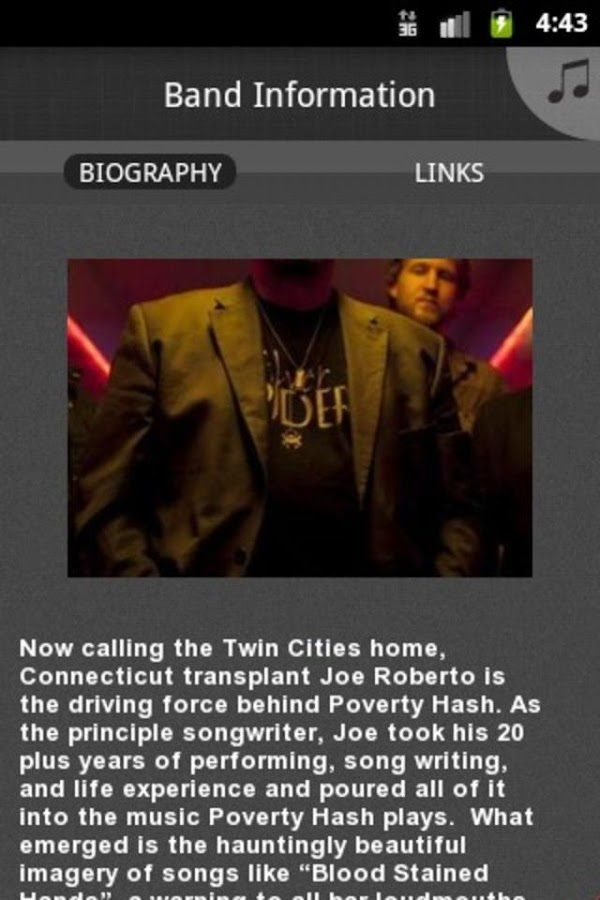 Poverty Hash - screenshot