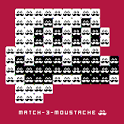 Match-3-Moustache icon
