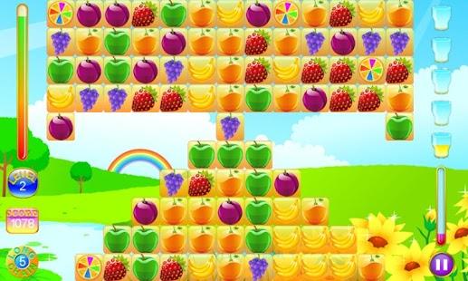 水果连一连2