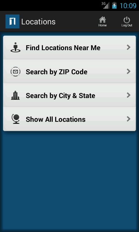 Bayport Bank - screenshot