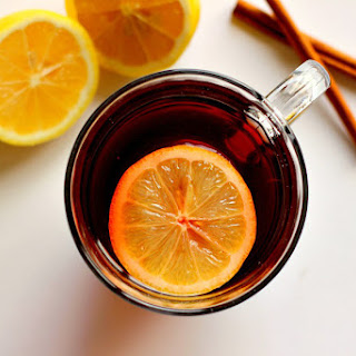 Slow Cooker Cranberry Spice Tea.