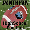 PANTHERS HIGH SCHOOL FOOTBALL icon