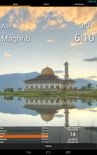 Muslim Azan & Prayer Times - screenshot thumbnail