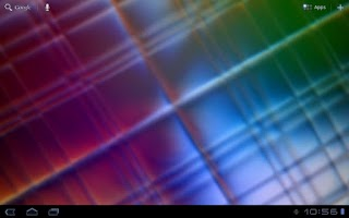 Screenshot of Mesmerize Spectrum Wallpaper