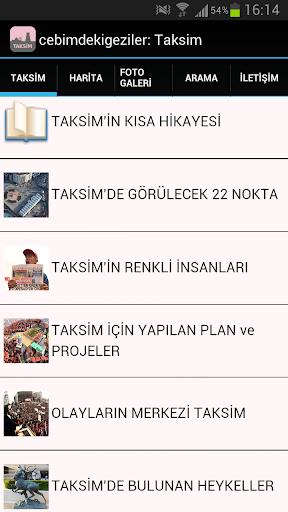 cebimdekigeziler: Taksim Free