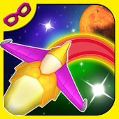 SPACE VOYAGER K,1,2 MATH FREE