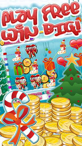 777 Christmas slot machine