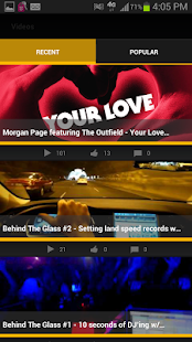 Morgan Page - screenshot thumbnail