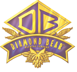 Logo of Diamond Bear Brown Ale
