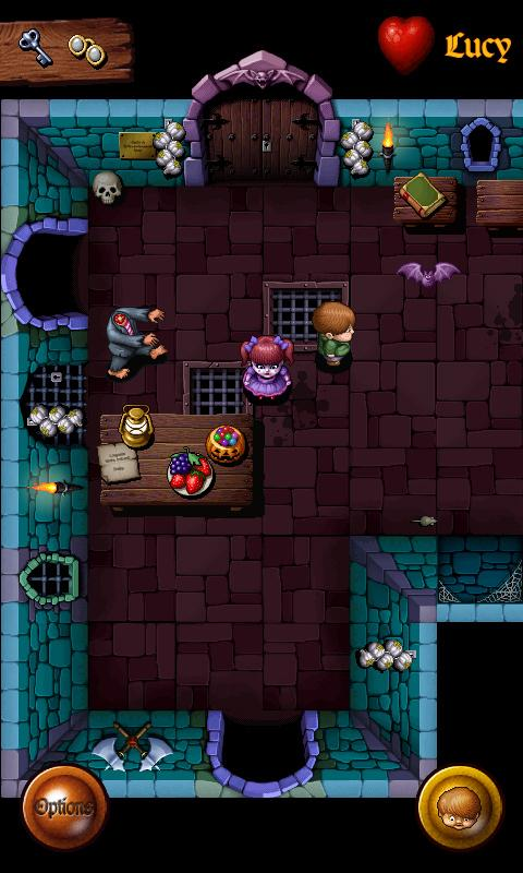Draky and the Twilight Castle- screenshot