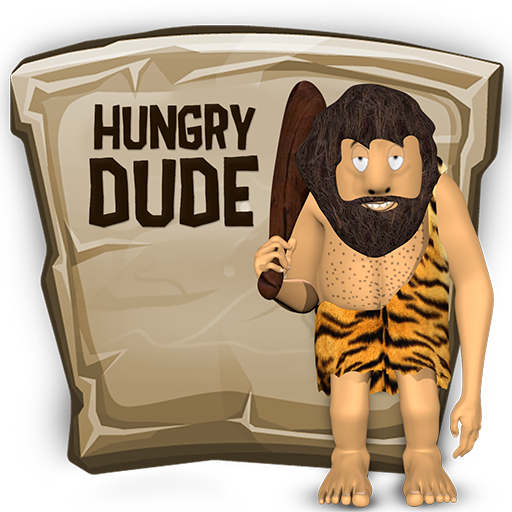 街機必備App|Hungry Dude LOGO-綠色工廠好玩App