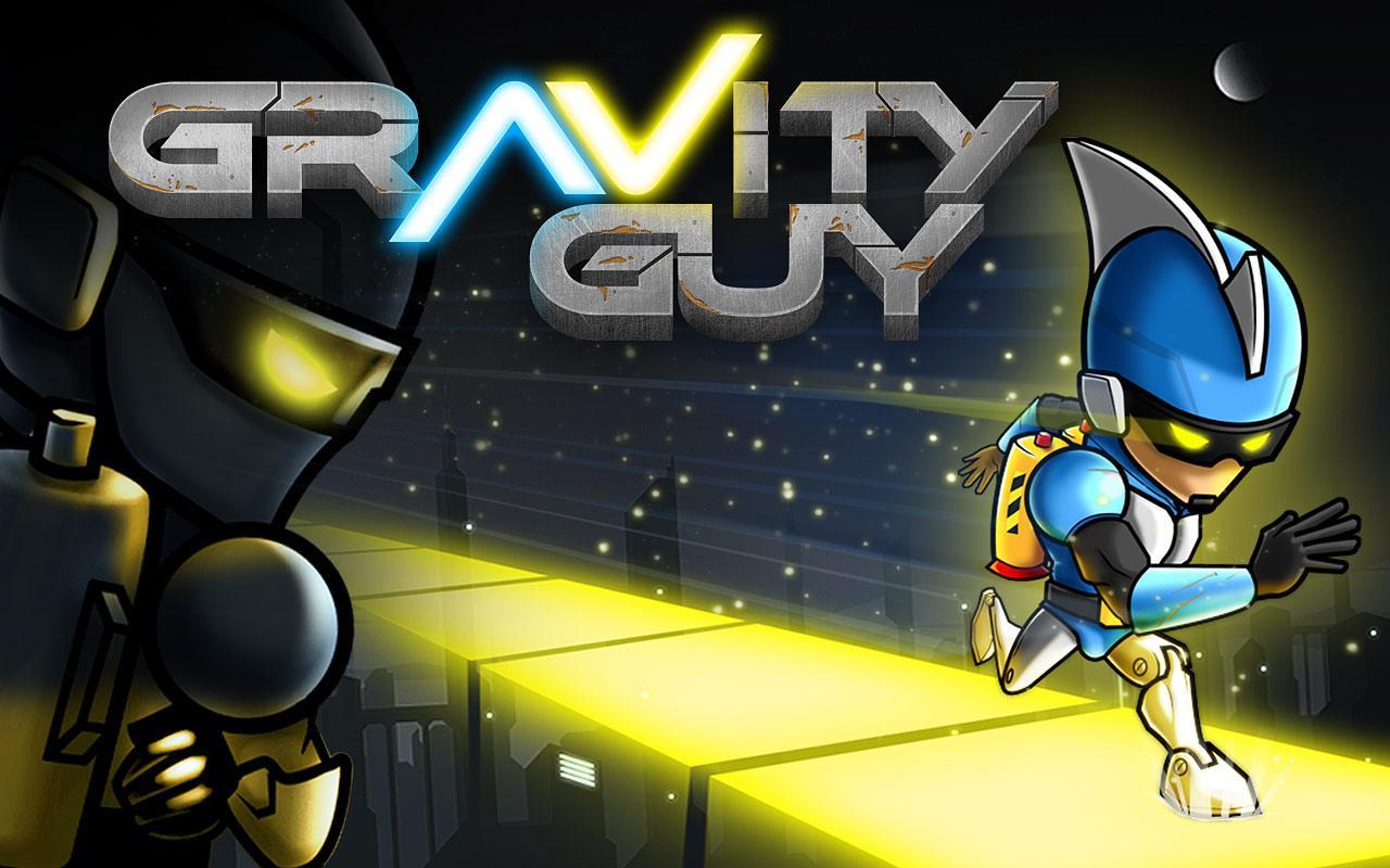 Gravity Guy screenshot #11