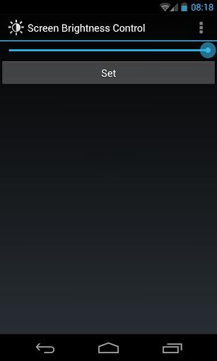 屏幕亮度控制免费