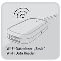 Wi-Fi Data Reader Basic icon