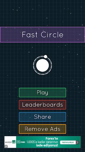 Fast Circle