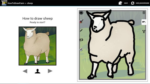 HowToDraw Farm
