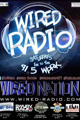 WIRED-RADIO