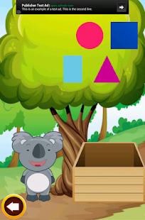 Toddler Learns Shapes Game- screenshot thumbnail
