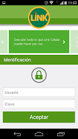 Screenshot of Link Celular